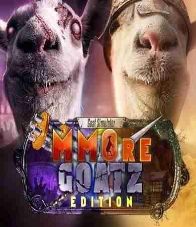 Descargar Goat Simulator Mmore Goatz Edition [MULTI][LiGHTFORCE] por Torrent